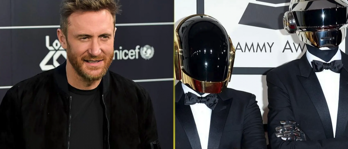 le DJ français David Guetta s'est exprimé